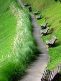 путь горы к стоковое фото rf