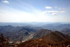 Путь горы Стоковое фото RF