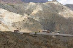 Путь гор атласа Стоковое Изображение RF