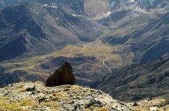 путь гор стоковое изображение rf