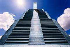 Путь лестницы Стоковое Фото