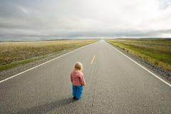 путь жизни Стоковые Изображения