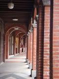путь залы Стоковое Изображение RF