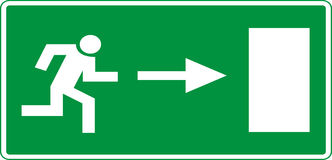 путь знака Стоковые Фотографии RF