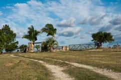 Путь и вход Стоковая Фотография