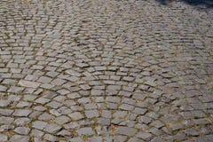 Путь камней гранита серого цвета Стоковые Изображения RF