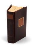 Путь книг-клиппирования книга в твердой обложке Стоковая Фотография