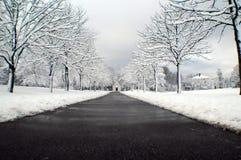 путь конца Стоковое Фото