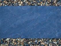 Путь крупного плана каменный Стоковое Изображение RF