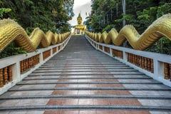 Путь к большому Будде Паттайя Стоковые Изображения RF