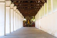 Путь к Будде statue-1 Стоковое Изображение RF