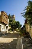 Путь к крепости стоковые фото