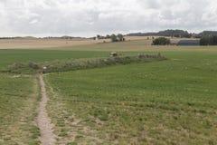 Путь к могиле Стоковое Изображение