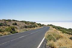 Путь к небу Стоковое Изображение