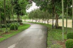 Путь к саду eden Стоковая Фотография