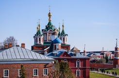 Путь к церков Стоковые Фото