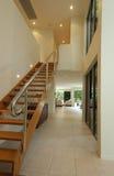 путь лестницы залы Стоковые Изображения RF