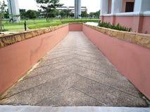 путь наклона Стоковая Фотография RF