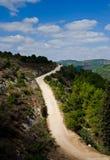 Путь дороги Стоковая Фотография RF