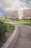 путь парка Стоковая Фотография RF