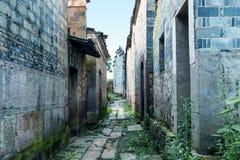 Путь переулка страны Стоковые Изображения RF