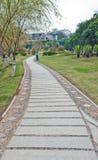 путь прогулки стоковое изображение