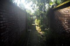 Путь прогулки Стоковые Фотографии RF