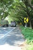 Путь пути Стоковая Фотография RF
