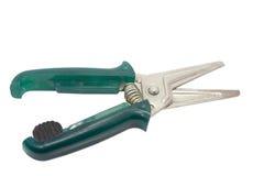 путь сада клиппирования scissors secateurs Стоковые Изображения