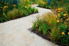 Путь сада Стоковые Изображения RF