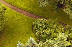 Путь сада Стоковое фото RF