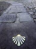 Путь Сантьяго Стоковое фото RF