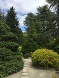 Путь сада Kubota Стоковая Фотография RF