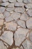 Путь сделан камня Стоковое Фото