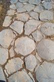 Путь сделан камня Стоковая Фотография RF