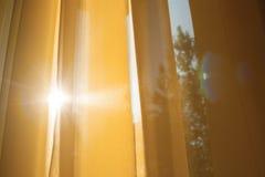 путь солнца oort трудного утра 2008 находок дня облаков новый Стоковые Изображения