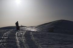 Путь туриста Стоковые Фото