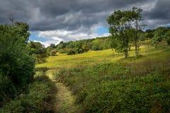 Путь 2 угла Newlands Стоковые Изображения