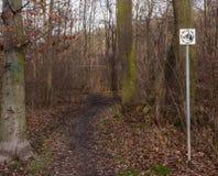 Путь уздечки Стоковая Фотография RF