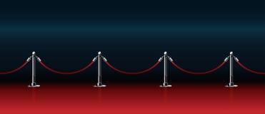 путь церемоний вручения премии почетный Стоковое Изображение