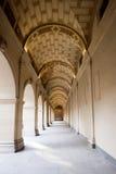 Путь части в церков на Lyon Стоковое Изображение RF
