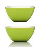 путь чашки клиппирования шара изолированный зеленым цветом Стоковое Изображение