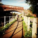 Путь Bridgewater Стоковые Фото