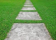 путь cobble Стоковые Фотографии RF