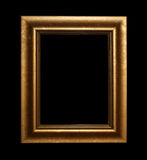 путь fram золотистый Стоковые Фотографии RF