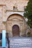 Путь St James в Belorado Кастилии Стоковое Изображение RF