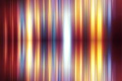 Пушистая линия предпосылка градиента радуги футуристическая Стоковая Фотография