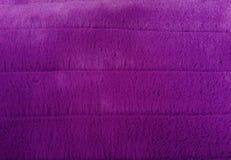 Пушистая фиолетовая предпосылка Стоковое Фото