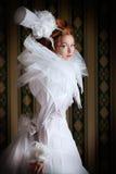 Пушистое платье стоковая фотография rf