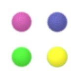 Пушистые шарики. Стоковая Фотография